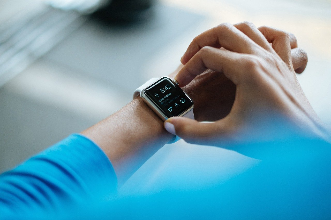 Les montres connectées, la technologie téléphonique actuelle.